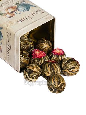 Связанный чай Земляничный Юй Лун Тао (7065)