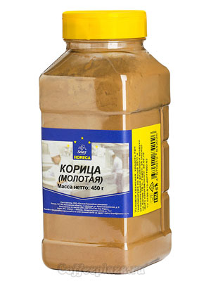 Корица Horeca молотая 450 гр