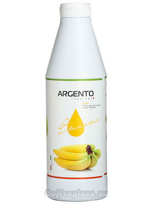 Топпинг Argento Банан 1 литр