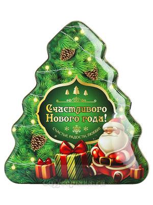 Чай черный Continent Ёлка 50 гр