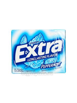 Жевательная резинка Wrigleys Extra Peppermint