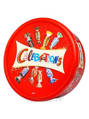 Шоколадные конфеты Mars Celebrations 650 гр