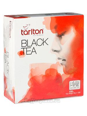 Чай Tarlton Black Teа в пакетиках 100 шт