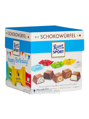 Шоколад Ritter Sport Happy Birthday 176 гр