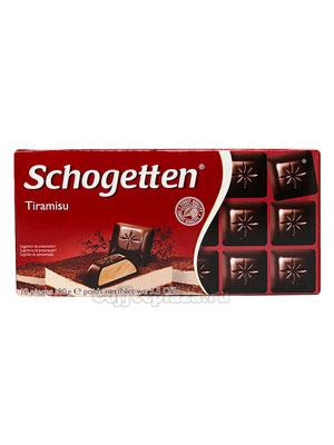 Шоколад Schogetten Tiramisu 100 гр