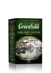 Чай Greenfield Earl Grey Fantasy 100 гр