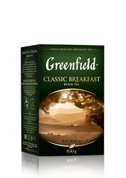 Чай Greenfield Classic Breakfast 100 гр
