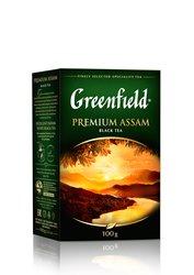 Чай Greenfield Premium Assam 100 гр
