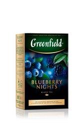 Чай Greenfield Blueberry Nights 100 гр