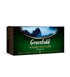 Чай Greenfield Magic Yunnan Пакетики