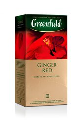 Чай Greenfield Ginger Red Пакетики