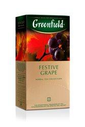 Чай Greenfield Festive Grape Пакетики