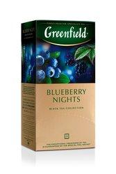 Чай Greenfield Blueberry Nights Пакетики