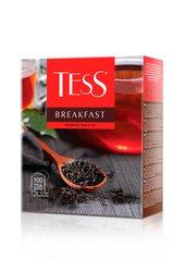 Чай Tess черный Breakfas 100 пак. п/э ХРК