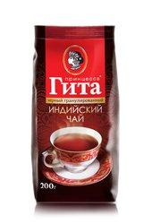 Чай Принцесса Гита Медиум Гранулиров. Черный 200 гр мяг/уп