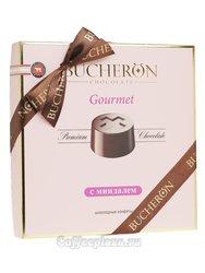 Шоколадные конфеты Bucheron Gourmet с миндалем 180 гр
