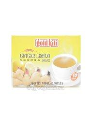 Чай Gold Kili Имбирный напиток с медом и лимоном (10 саше по 18 гр)