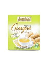 Чай Gold Kili Имбирь натуральный (20 саше по 4 гр)