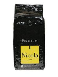 Кофе Nicola в зернах Premium 1 кг