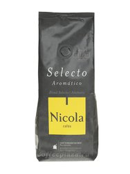 Кофе Nicola в зернах Selecto  250 гр