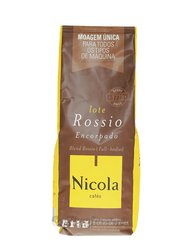 Кофе Nicola молотый Rossio 250 гр