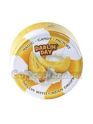 Darlin Day Карамель леденцовая молочная дыня и сливки 180 гр
