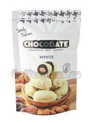 Шоколадные конфеты Chocodate White 100 гр