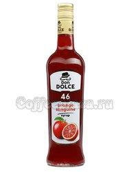 Сироп Don Dolce Красный апельсин 0,7 л