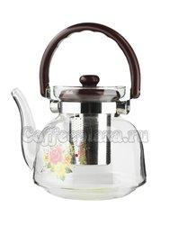 Чайник стеклянный Kelli KL-3002 1.4 л