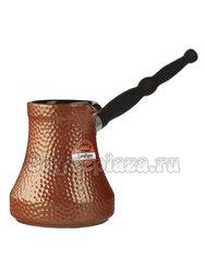 Турка керамическая Ceraflame Ibriks Hammered медный цвет 350 мл (D9419)