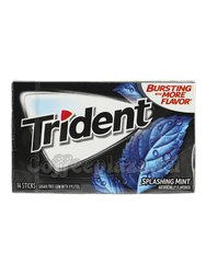 Жевательная резинка Trident Splashing Mint