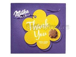 Шоколадные конфеты Milka Thank You 110 гр