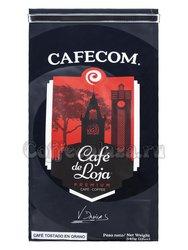 Кофе Cafecom в зернах Cafe de Loja 340 гр