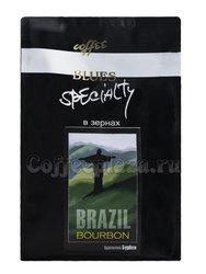 Кофе Brazil Bourbon в зернах 200 гр