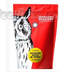 Кофе Owl в зернах Ethiopia Kerrecha Natural 200 г