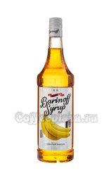 Сироп Баринофф Желтый банан 1 л