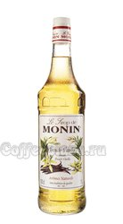Сироп Monin Французская Ваниль 1 л