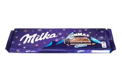 Шоколад Milka плитка Oreo Cookies 300 г