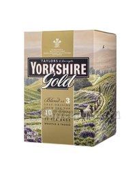 Чай Taylors Золото Йоркшира черный в пакетиках 20 шт
