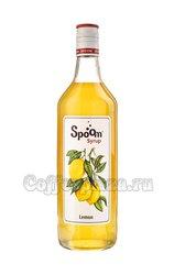 Сироп Spoom Лимон 1 л