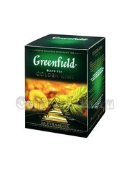 Чай Greenfield Golden Kiwi Пирамидки