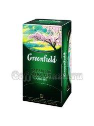 Чай Greenfield Japanese Sencha Пакетики