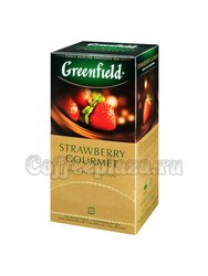 Чай Greenfield Strawberry Gourmet Пакетики