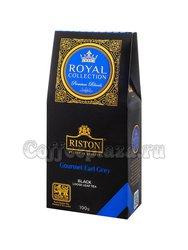 Чай Riston Gourmet Earl Grey черный с бергамотом 100 г