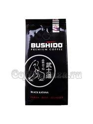 Кофе Bushido Black Katana молотый 227 г