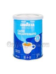 Кофе Lavazza молотый Dec 250 гр ж.б.