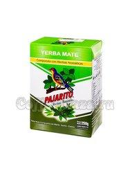 Чай Мате Йерба Pajarito Compuesta 250 гр (48105)