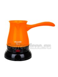 Турка электрическая Viconte (оранжевая) VC-335
