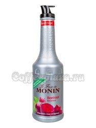 Фруктовое пюре Monin Свекла 1 л