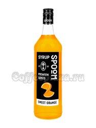 Сироп Spoom Сладкий апельсин 1 л